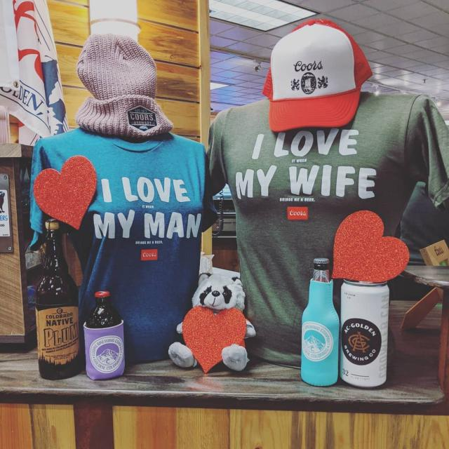 Whether you are celebrating Galentines, Valentine's or are avoiding cuffing season we've got you covered!! #coorsbrewery #coors #coloradobeer #coloradonative #cometourwithus