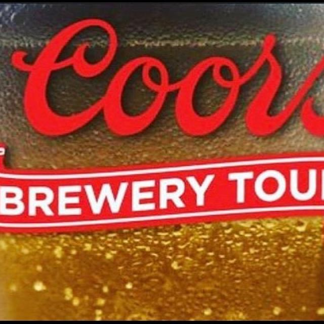 **TOUR CLOSURE THROUGH 3/31/20** We are always proud to share our history, heritage and quality products with you. However, with coronavirus (COVID-19) spreading around the country, and consistent with guidance from public health officials to limit large gatherings, we have temporarily closed the Coors Brewery Tour through March 31, 2020. We will reassess at a later date and will only reopen when we can be assured it is safe for our employees and the general public. We realize this is a bummer for many of our fans and we apologize for any disruption this may cause, but our number one concern is your safety and the safety of our employees. We hope to be back up and operating soon.